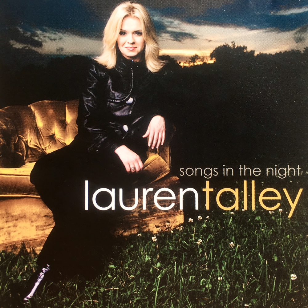 Lauren Talley | Songs In The Night CD
