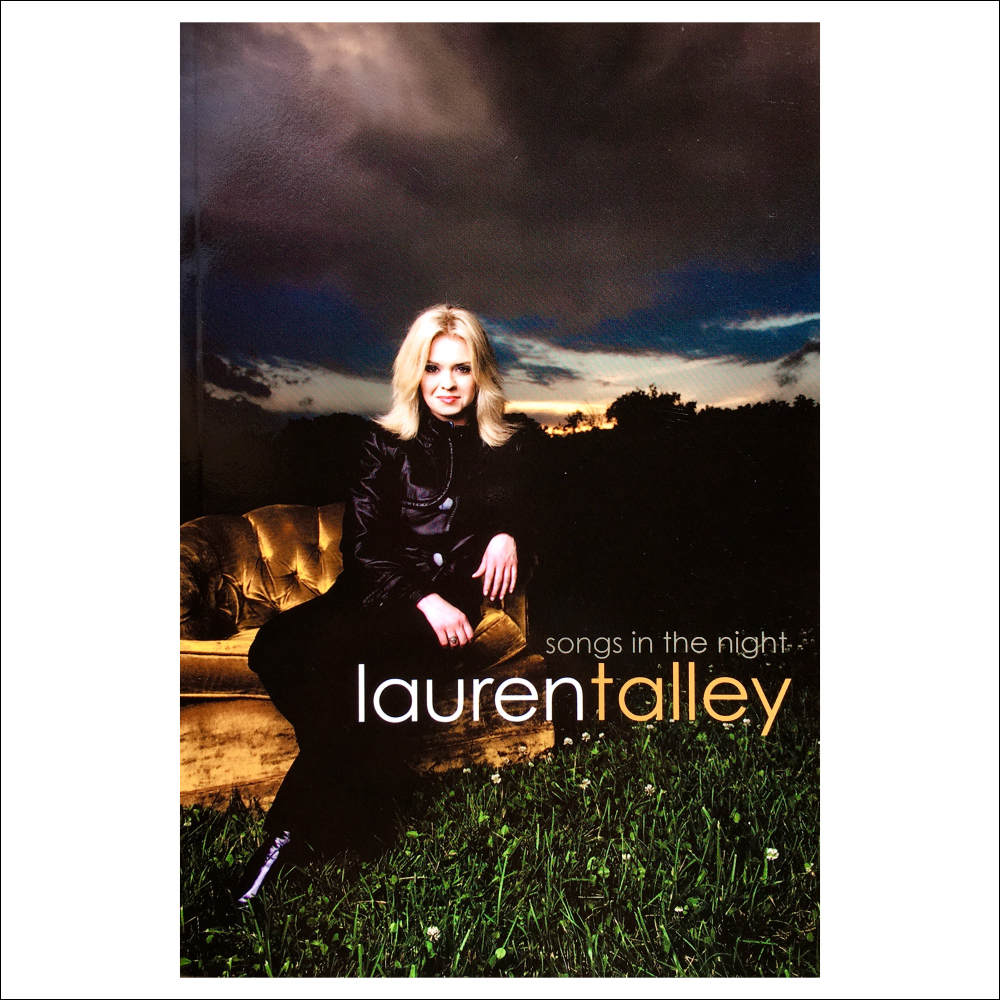 Lauren Talley | Songs In The Night Devotional Book
